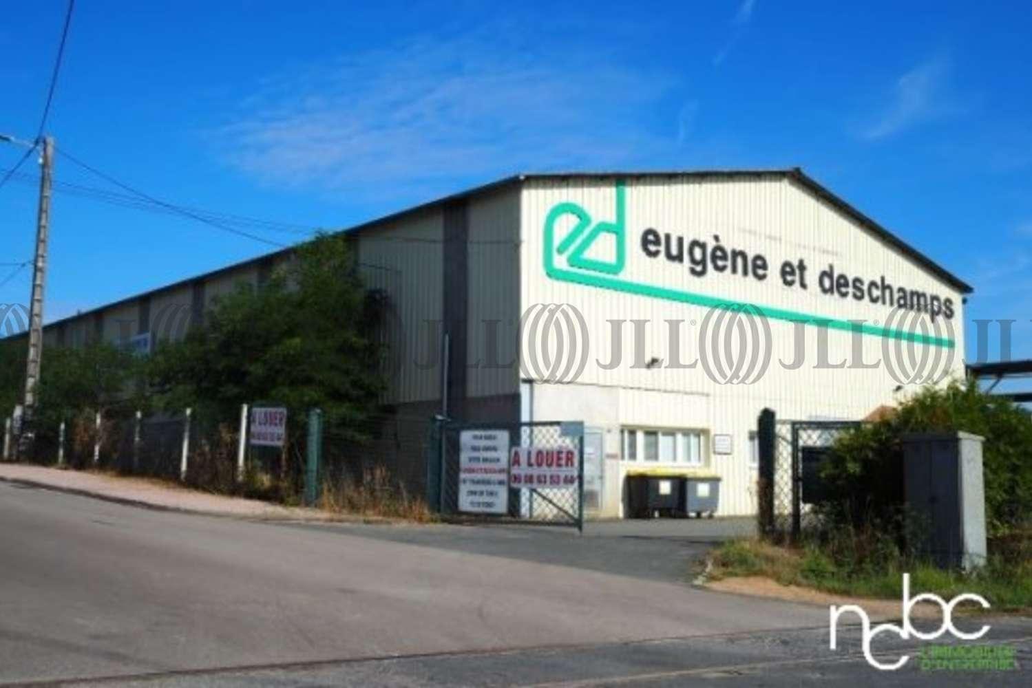 """Activités/entrepôt Blanzy, 71450 - """"BÂTIMENT D'ACTIVITÉ"""""""