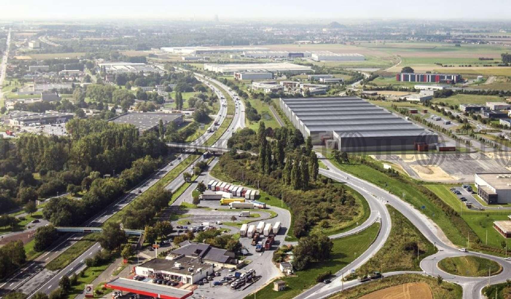 Plateformes logistiques Prouvy, 59121 - PARC D'ACTIVITES DE L'AERODROME