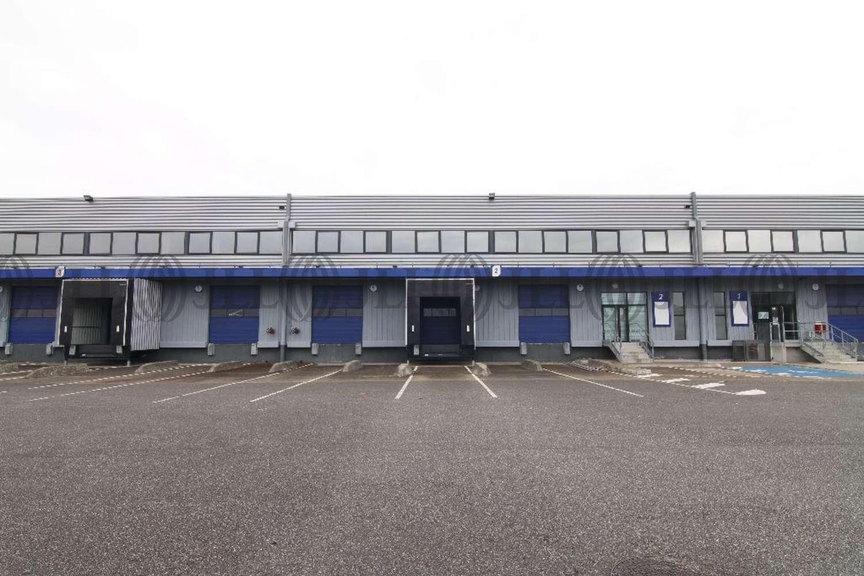 Plateformes logistiques St quentin fallavier, 38070 - Location entrepot Lyon Nord-Isère