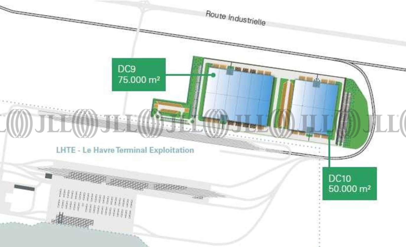 Plateformes logistiques St vigor d ymonville, 76430 - DC 9