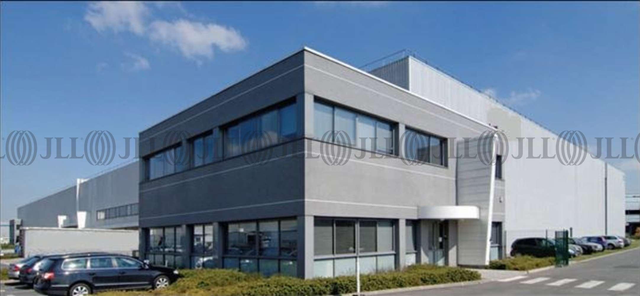 Plateformes logistiques Compans, 77290 - ZAC DE LA FEUCHERE - DC9