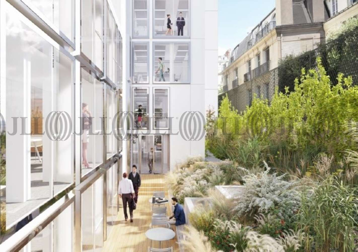 Bureaux Paris, 75008 - 17 AVENUE HOCHE