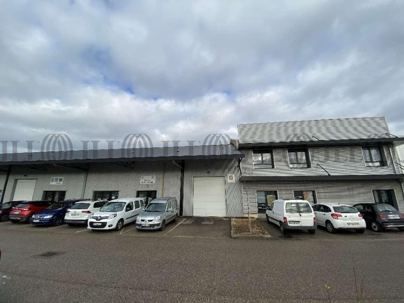 Activités/entrepôt Vaulx en velin, 69120 - LOCATION BATIMENT MIXTE LYON NORD EST
