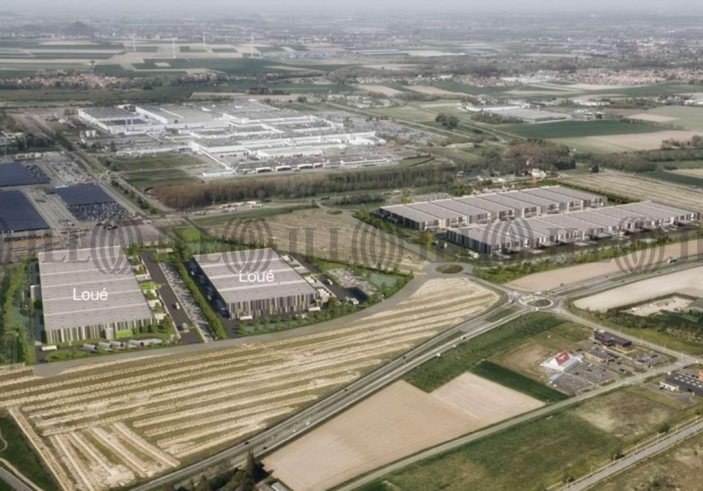 Plateformes logistiques Lambres lez douai, 59552 - PROJET
