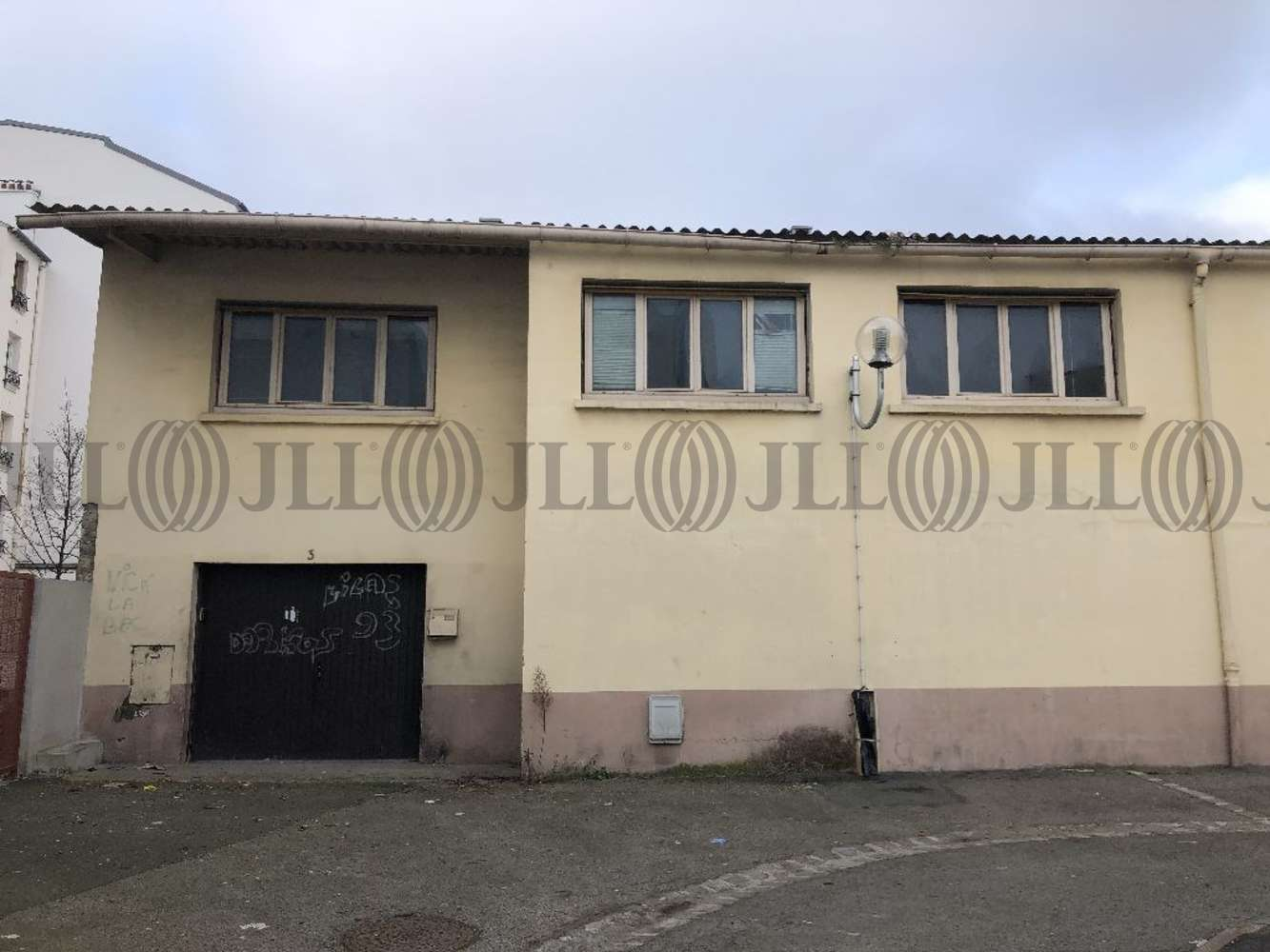 Activités/entrepôt Aubervilliers, 93300 - 3 IMPASSE ROSSO