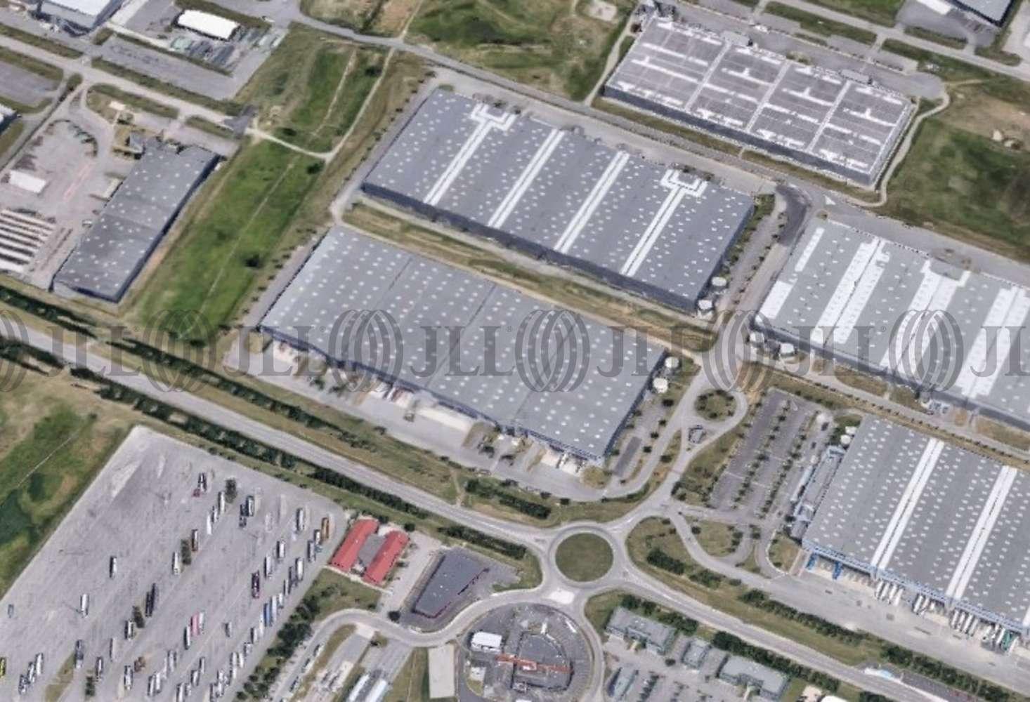 Plateformes logistiques Castelnau d estretefonds, 31620 - EUROCENTRE - BATIMENT A