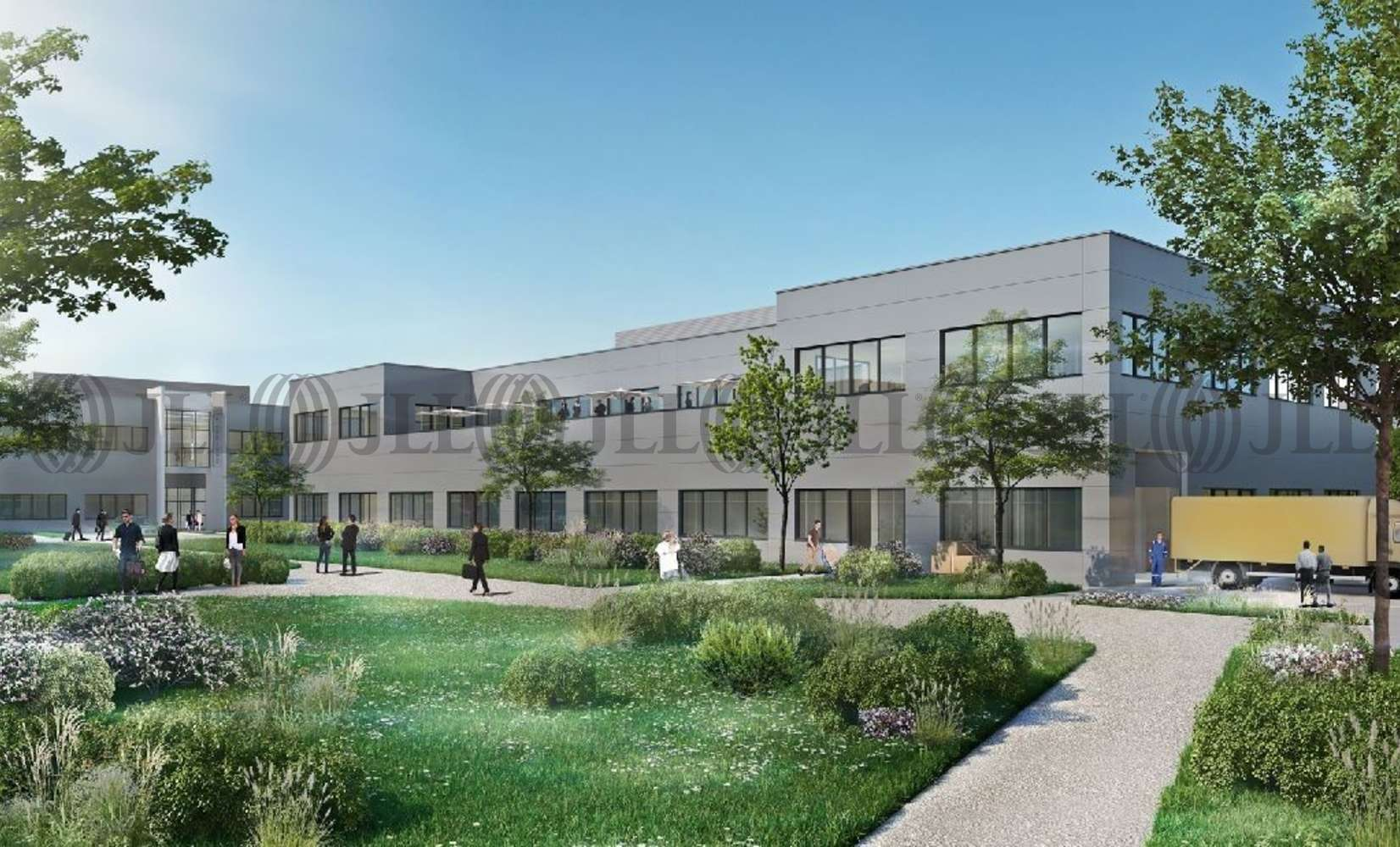 Bureaux Lyon, 69007 - GERLAND TECHNOPARK II : PHASE 2  MIXTE