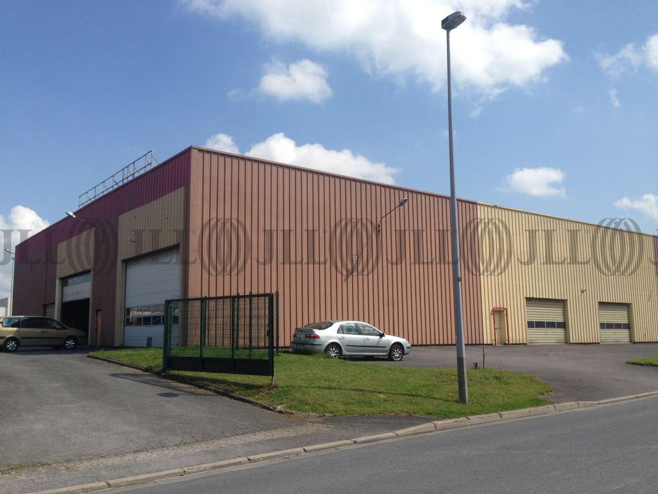 Activités/entrepôt Reims, 51100 - 8 RUE LOUISE MICHEL