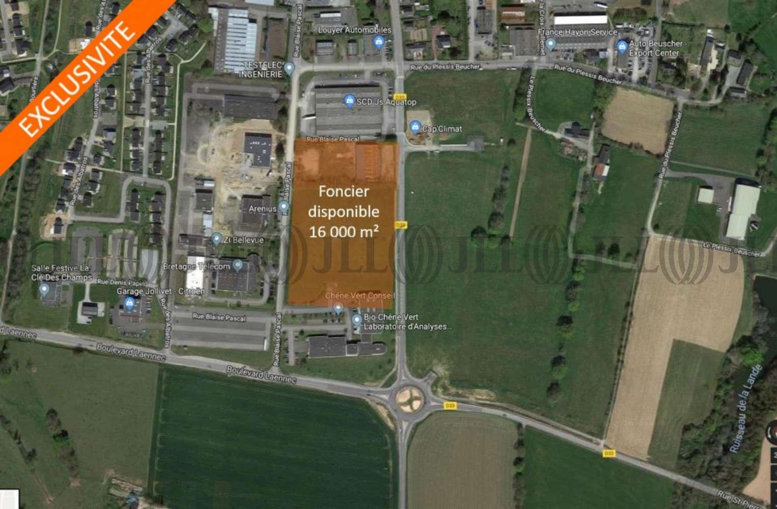 Activités/entrepôt Chateaubourg, 35220
