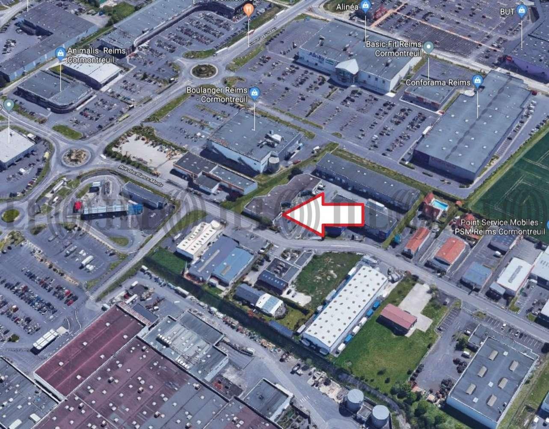 Activités/entrepôt Cormontreuil, 51350 - NUMA