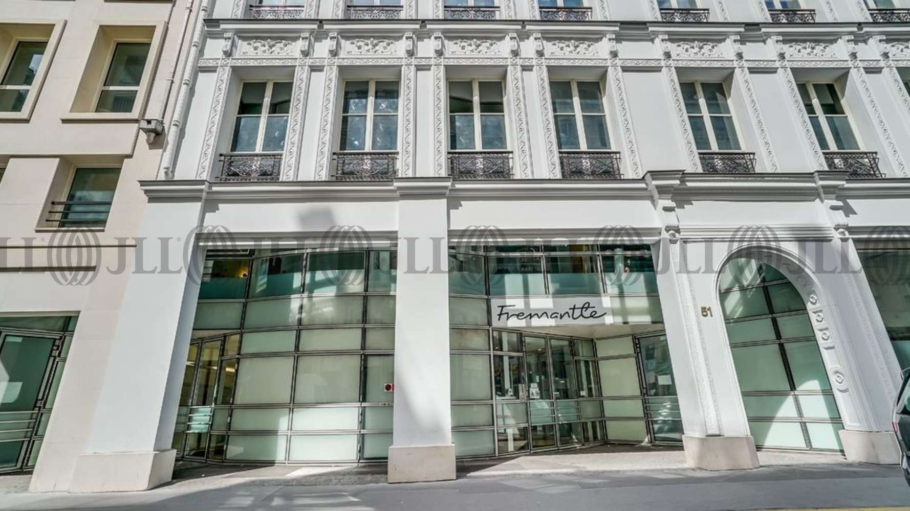 Bureaux Paris, 75002 - 51 RUE VIVIENNE