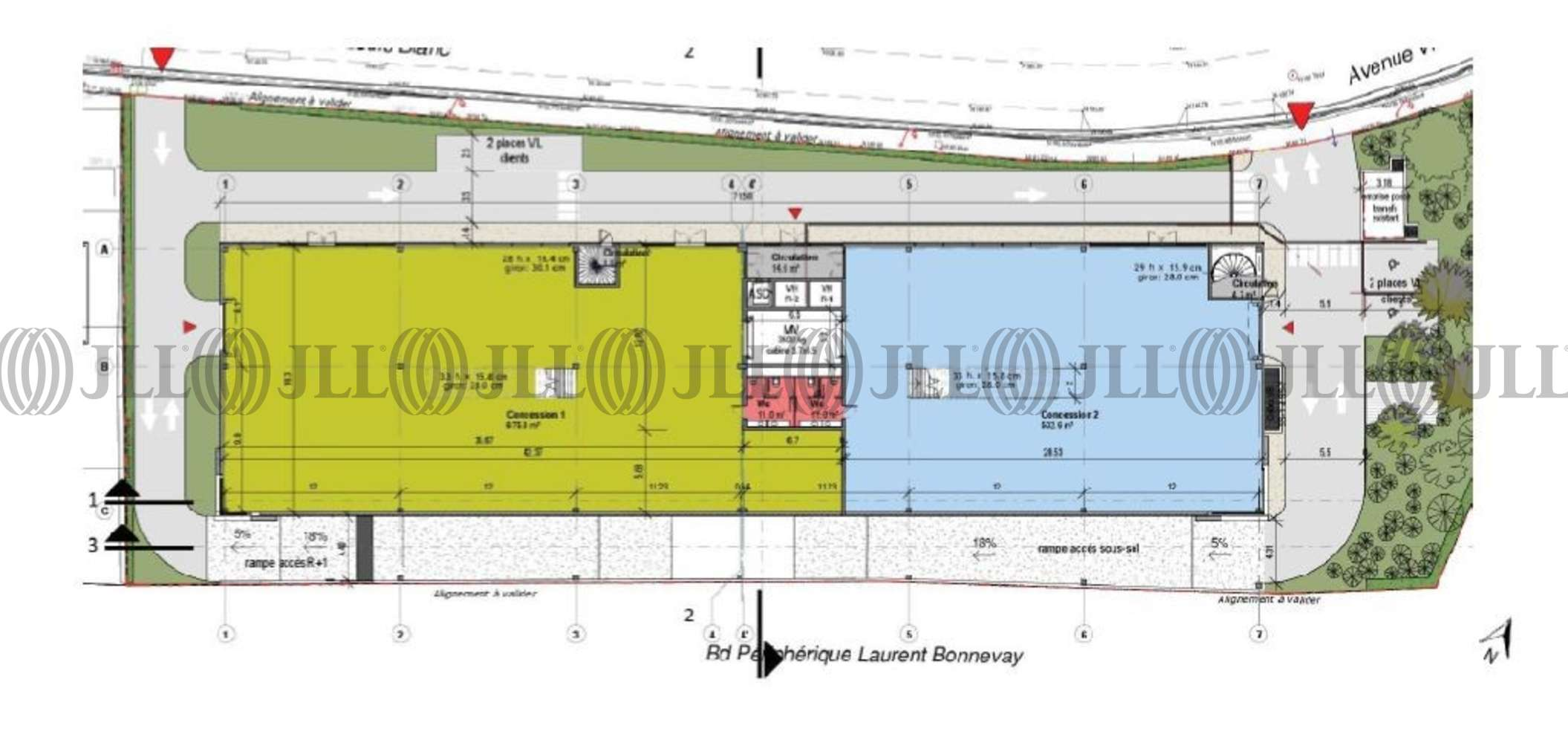 Activités/entrepôt Venissieux, 69200 - WINDOW