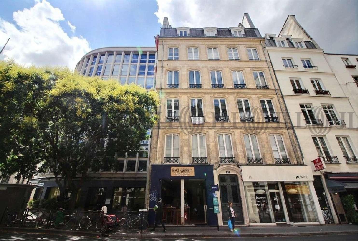Bureaux Paris, 75002 - 85 RUE MONTMARTRE