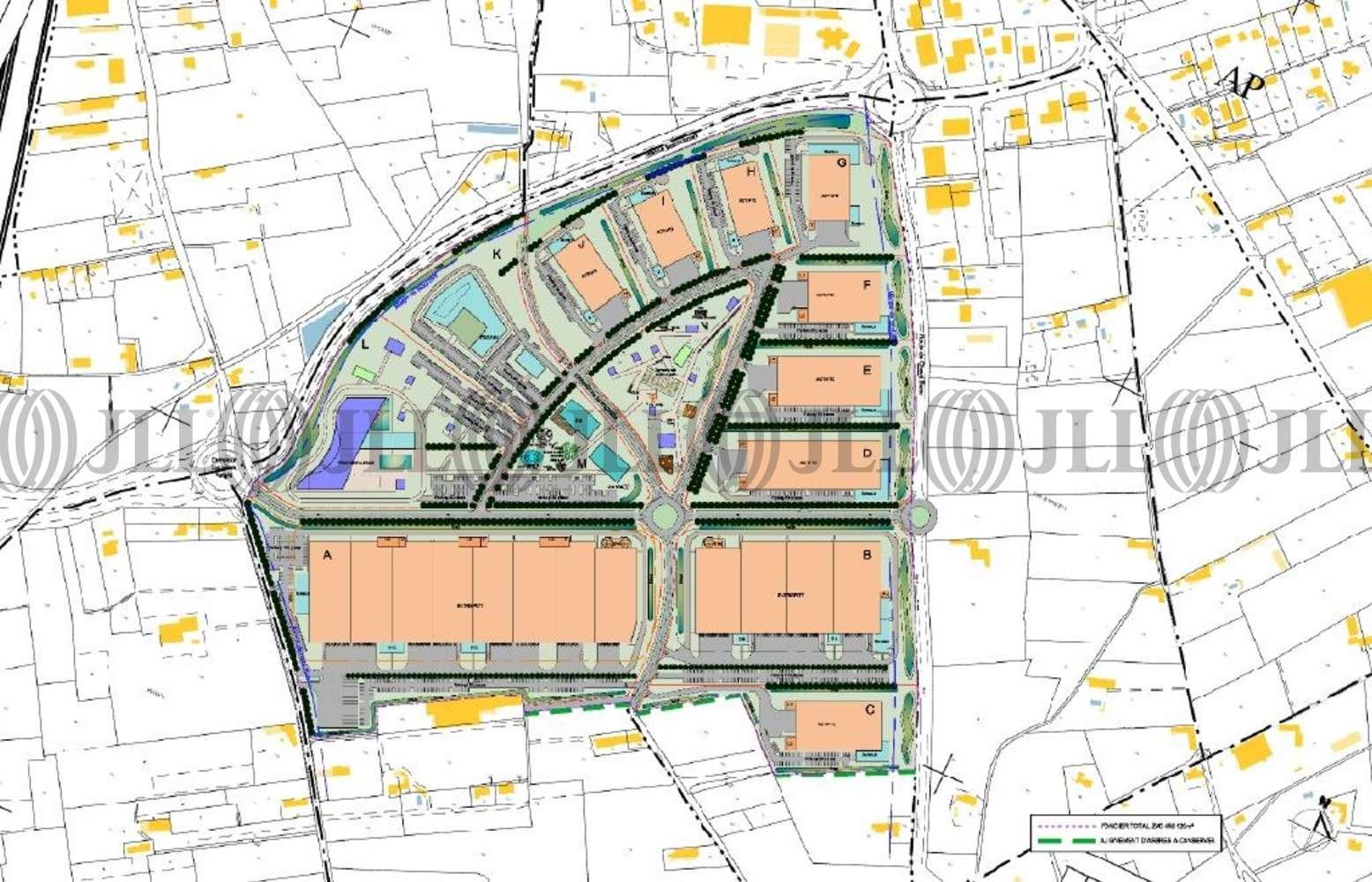 Plateformes logistiques Cavaillon, 84300 - PARC ACTIVITE - LOGISTIQUE - BUREAUX