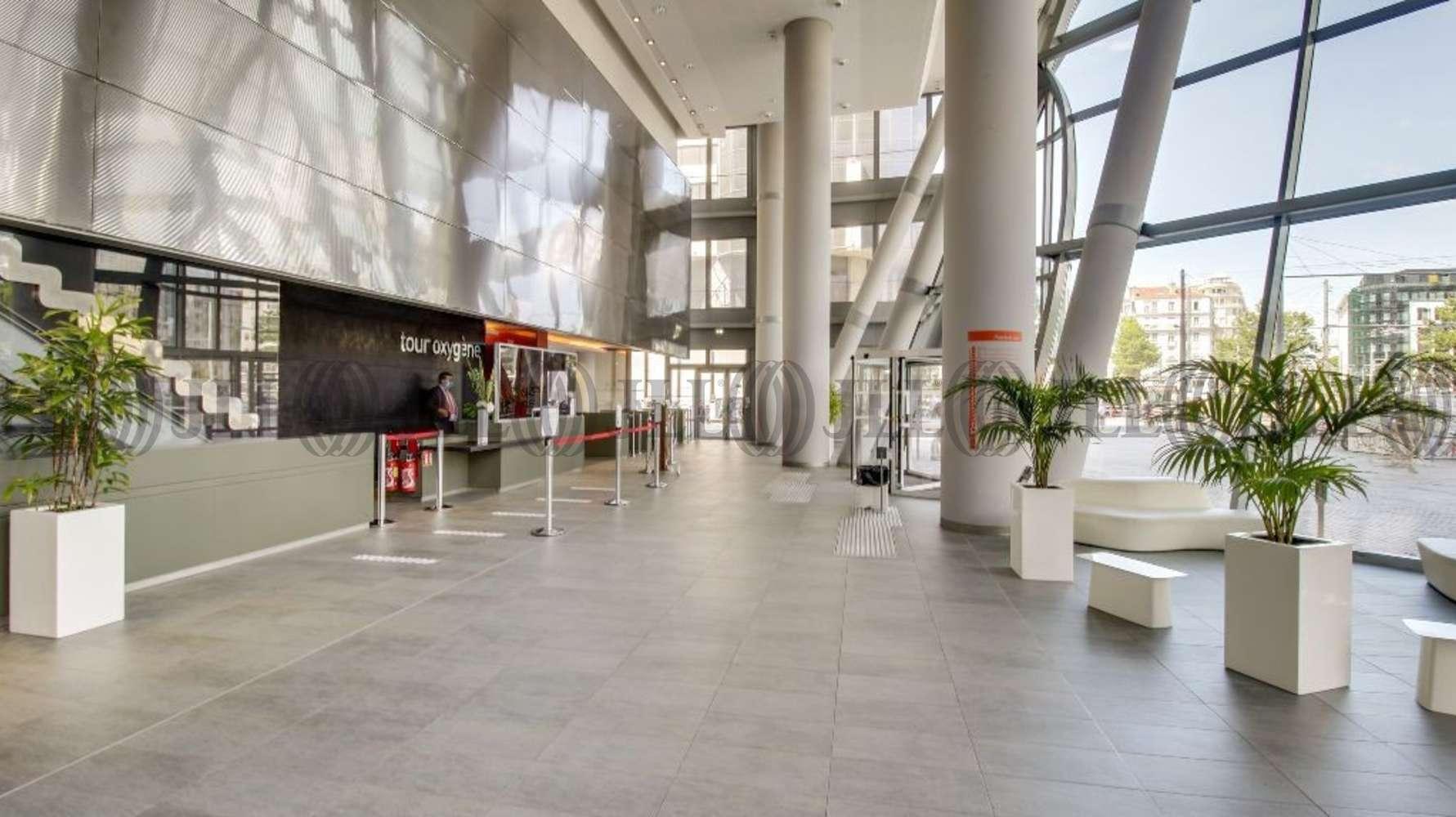 Bureaux Lyon, 69003 - TOUR OXYGENE