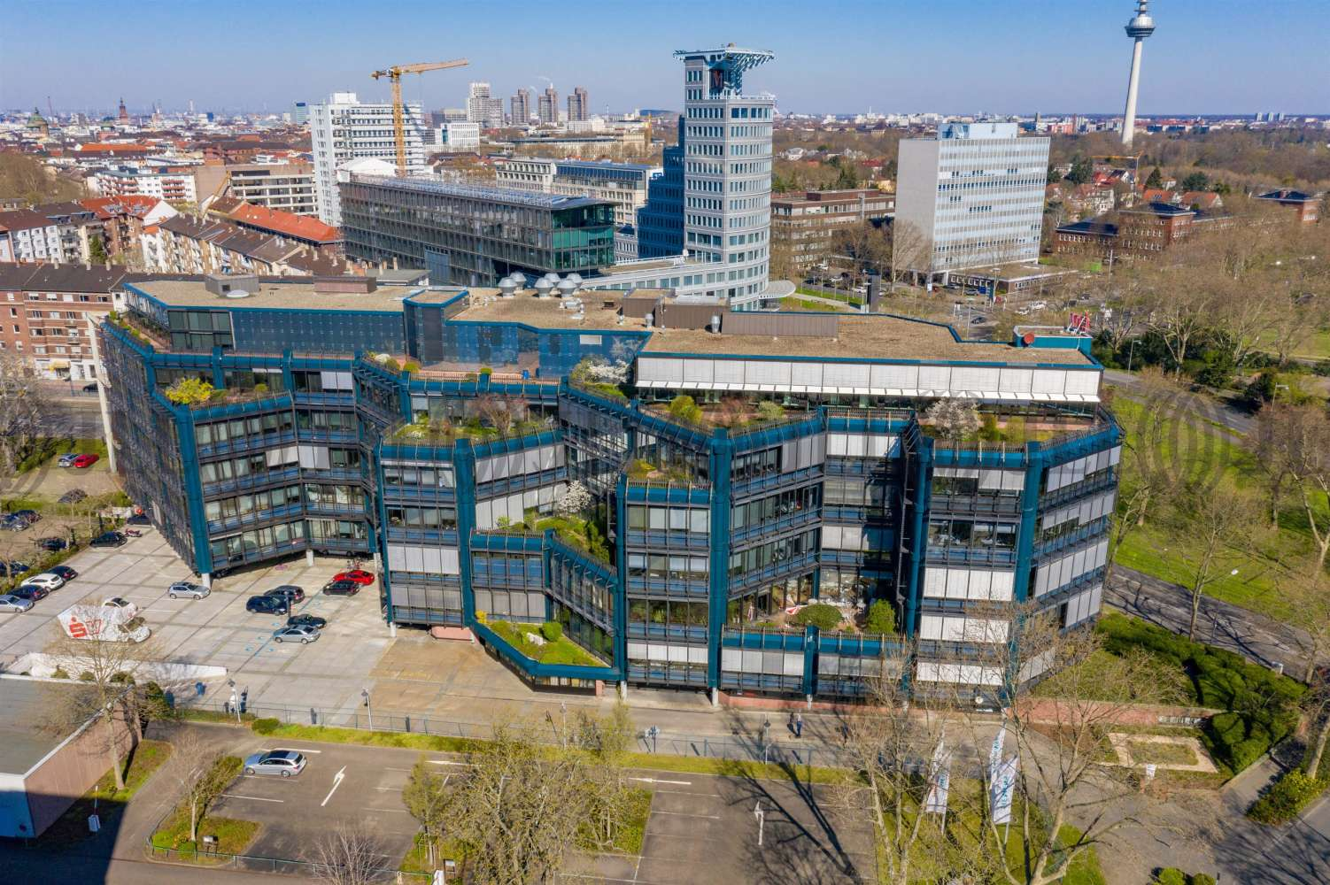Büros Mannheim, 68165 -  Mannheim, Oststadt - F2773