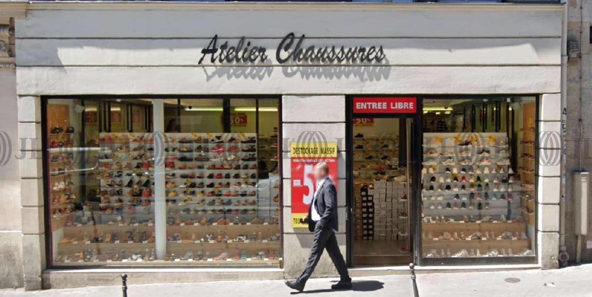 Commerces Paris, 75004 - EX ATELIER CHAUSSURES