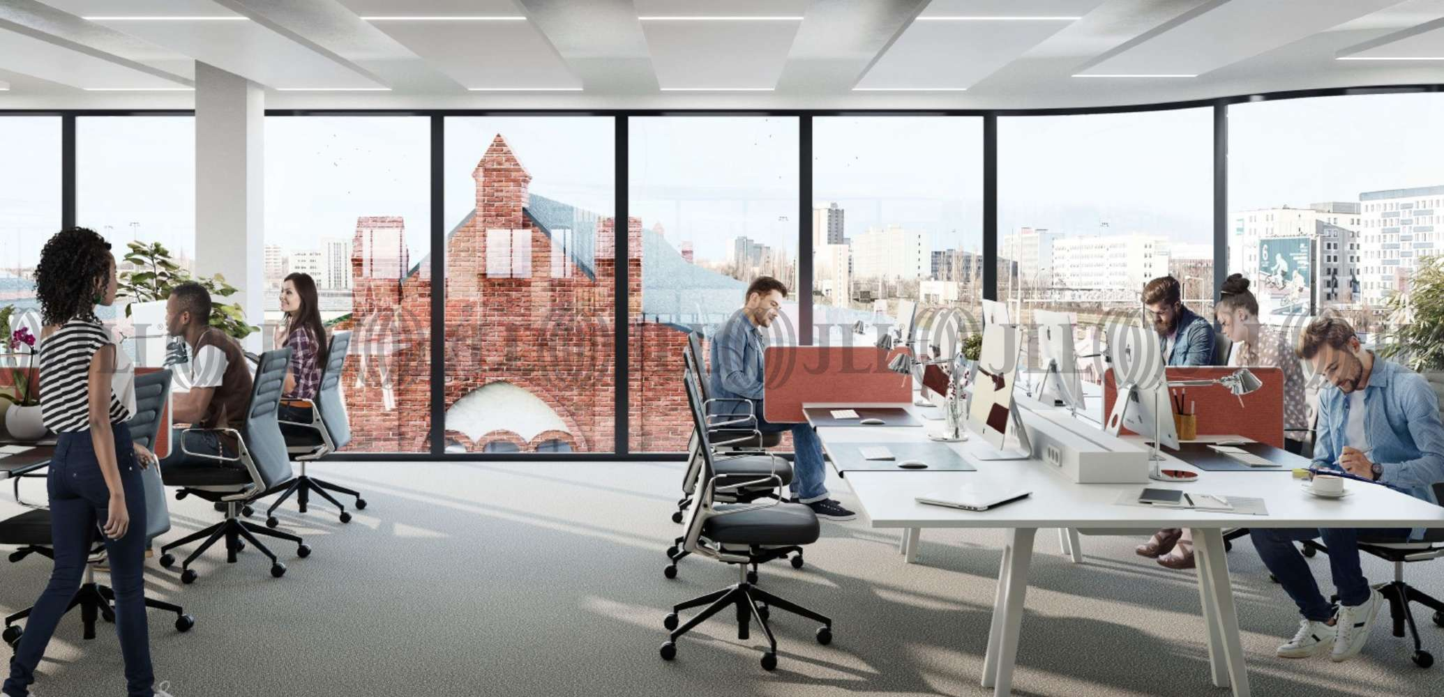 Büros Berlin, 10407