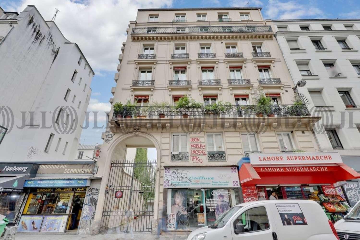 Bureaux Paris, 75010 - 89 RUE DU FAUBOURG SAINT DENIS