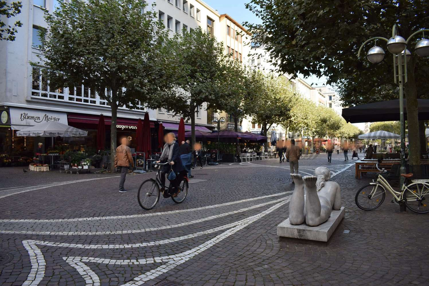 Ladenflächen Frankfurt am main, 60313