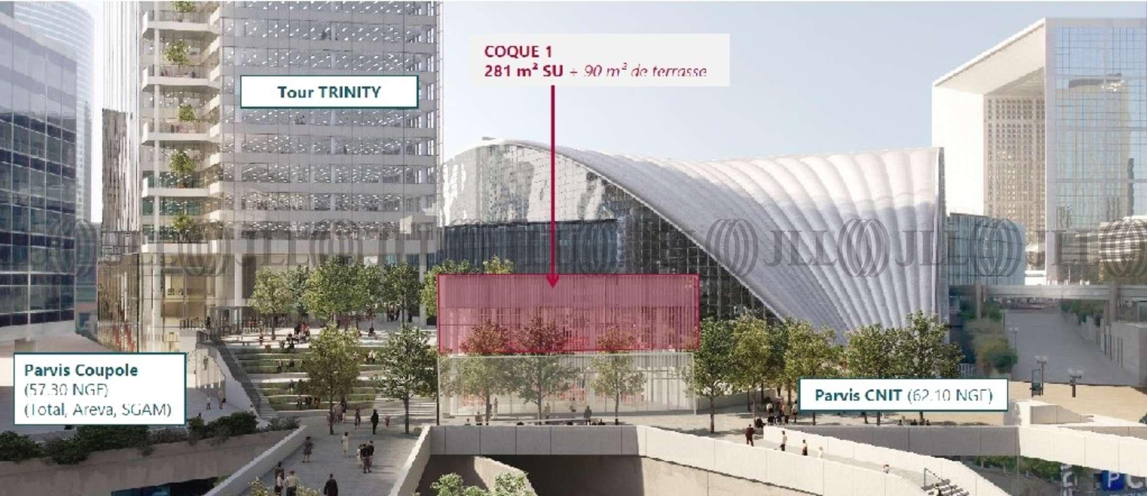 Commerces Courbevoie, 92400