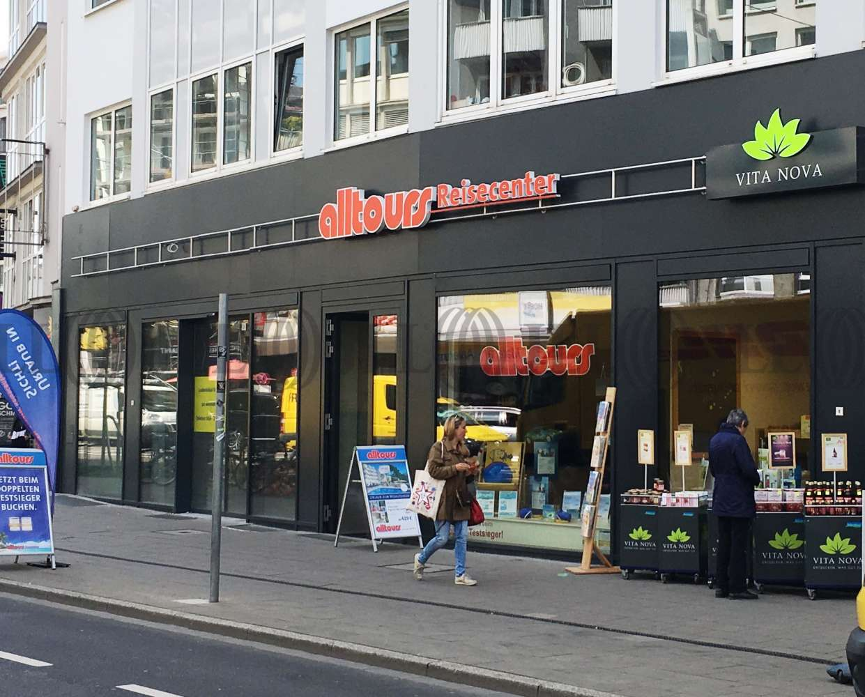 Ladenflächen Düsseldorf, 40211
