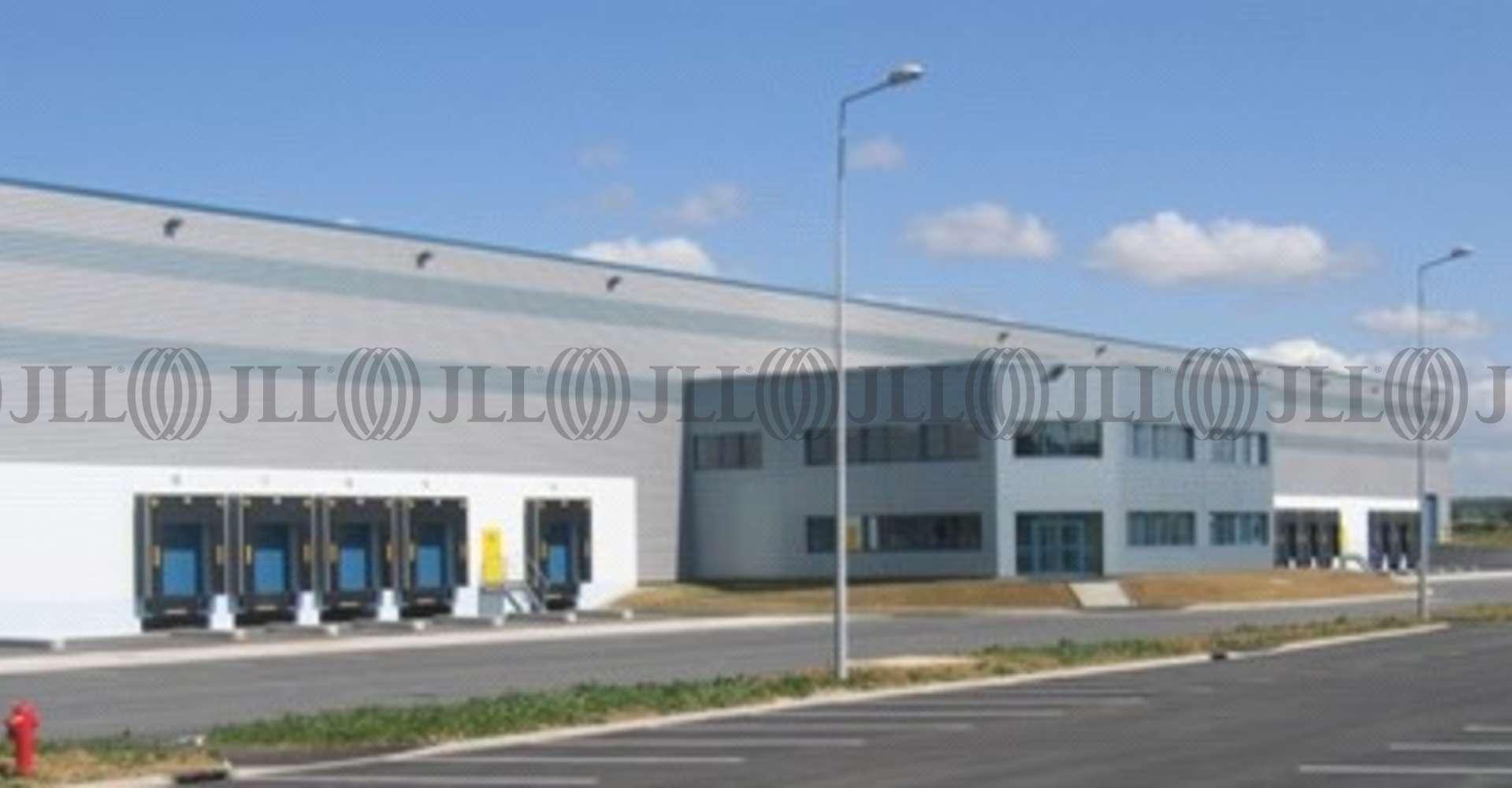 Plateformes logistiques Bonneuil en france, 95500 - ZAC DE MONTJAY - BATIMENT 1A