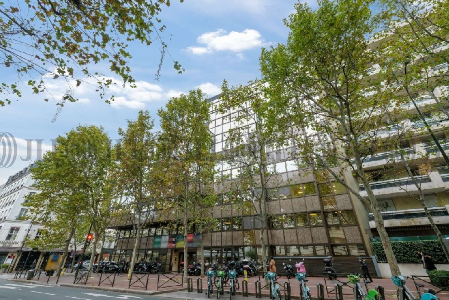 Bureaux Levallois perret, 92300 - LE COURCELLES WILSON