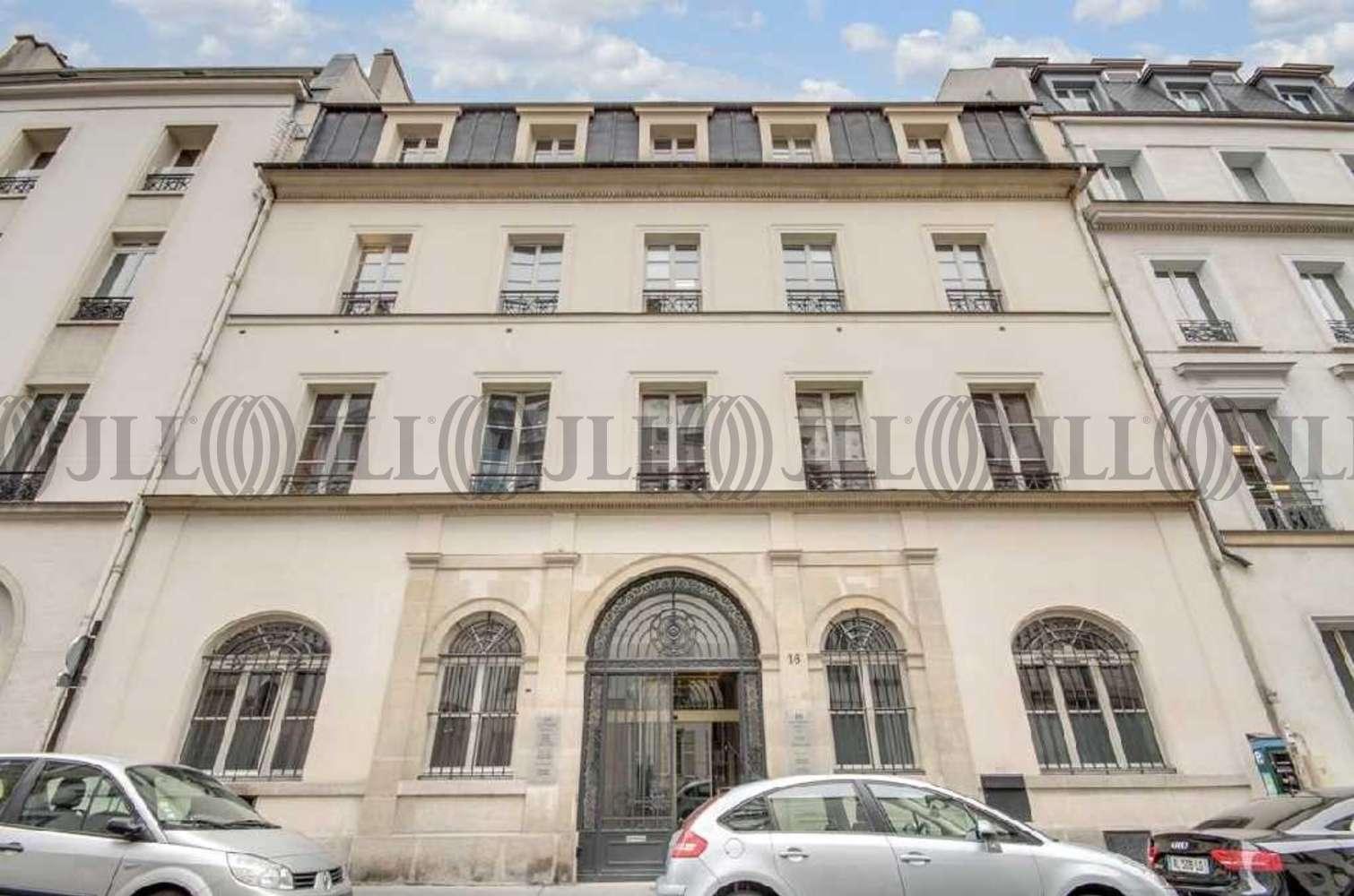 Bureaux Paris, 75009 - 16 RUE D'ATHENES