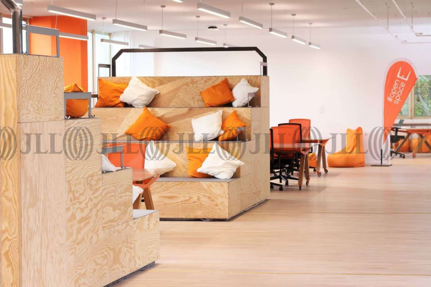 Coworking / flex office Berlin, 10787 -  Berlin - C0145