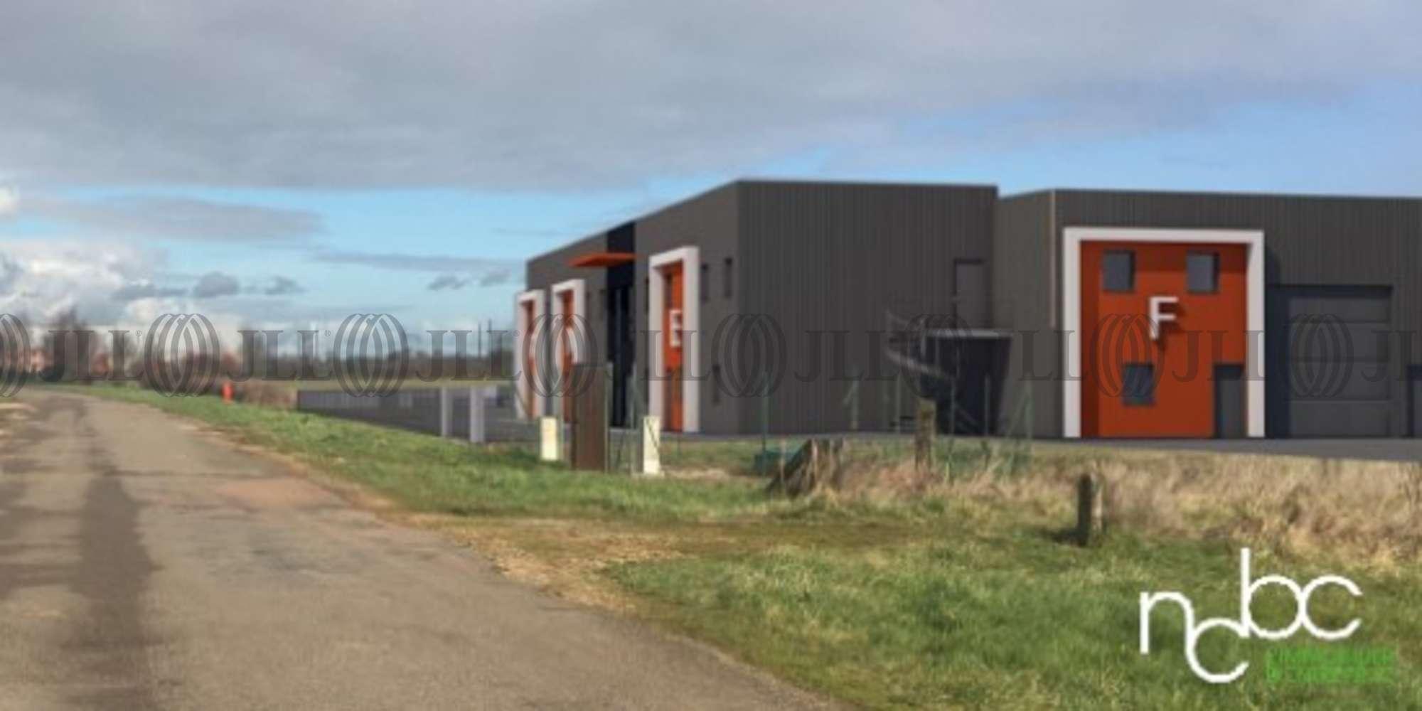 """Activités/entrepôt Sennecey le grand, 71240 - """"BÂTIMENT D'ACTIVITÉ"""""""