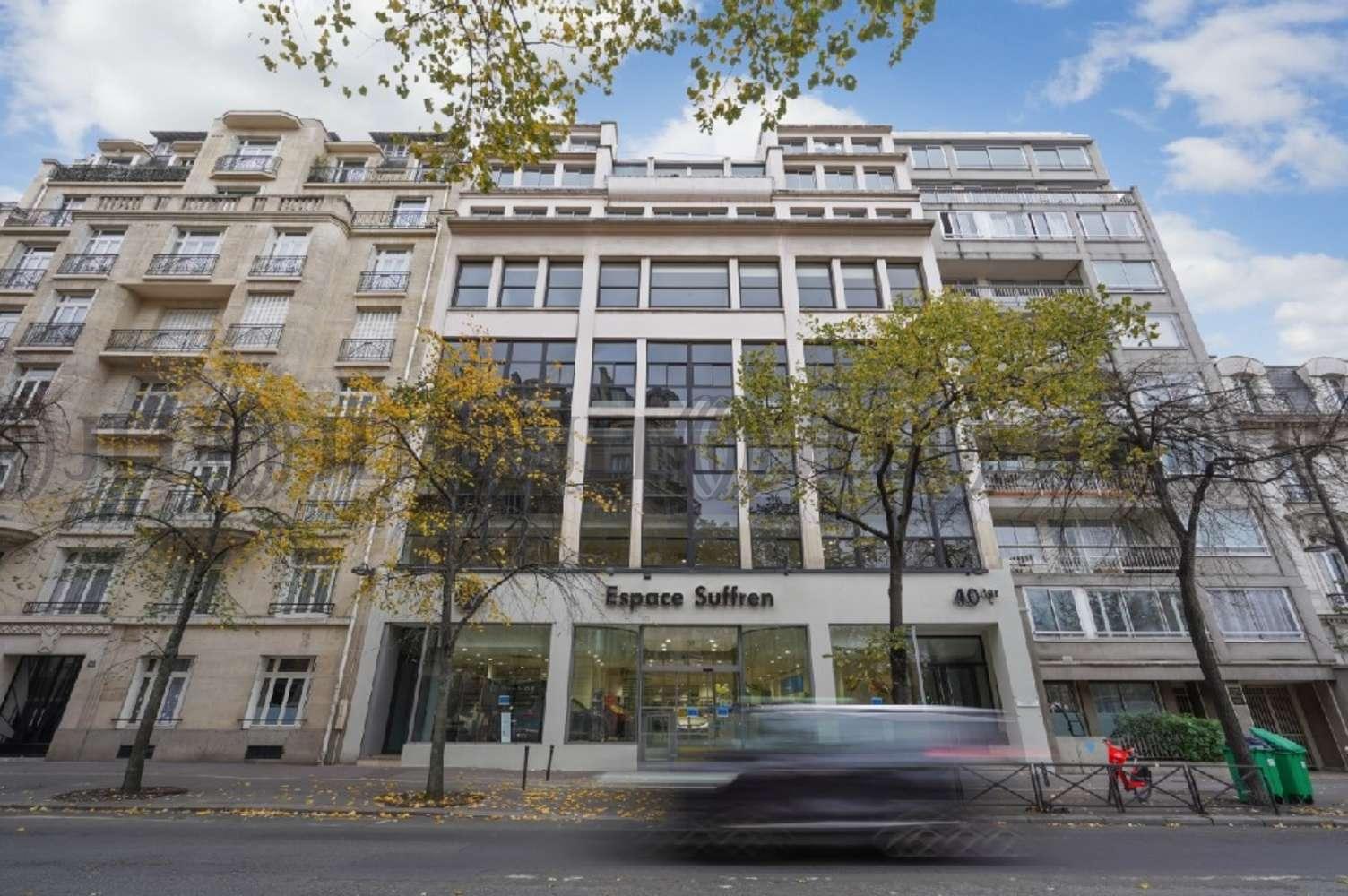 Bureaux Paris, 75015 - 40TER AVENUE DE SUFFREN