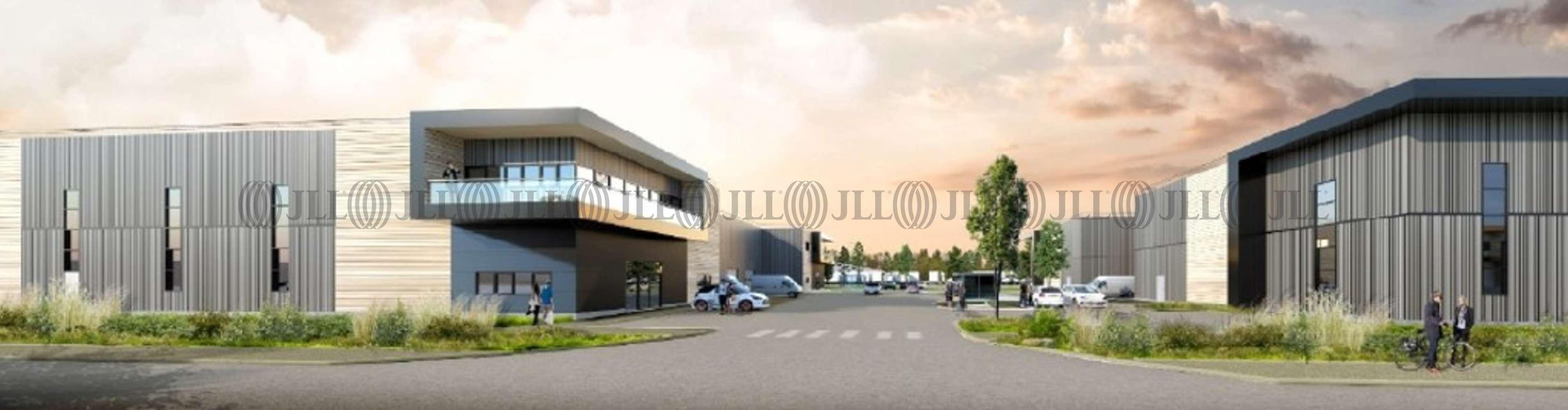 Activités/entrepôt Survilliers, 95470 - BUSINESS PARC - BATIMENT 1