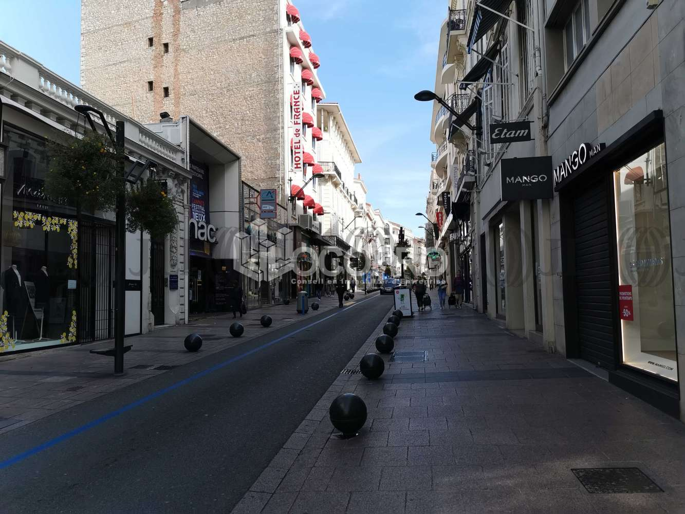 Commerces Cannes, 06400 - RUE D'ANTIBES
