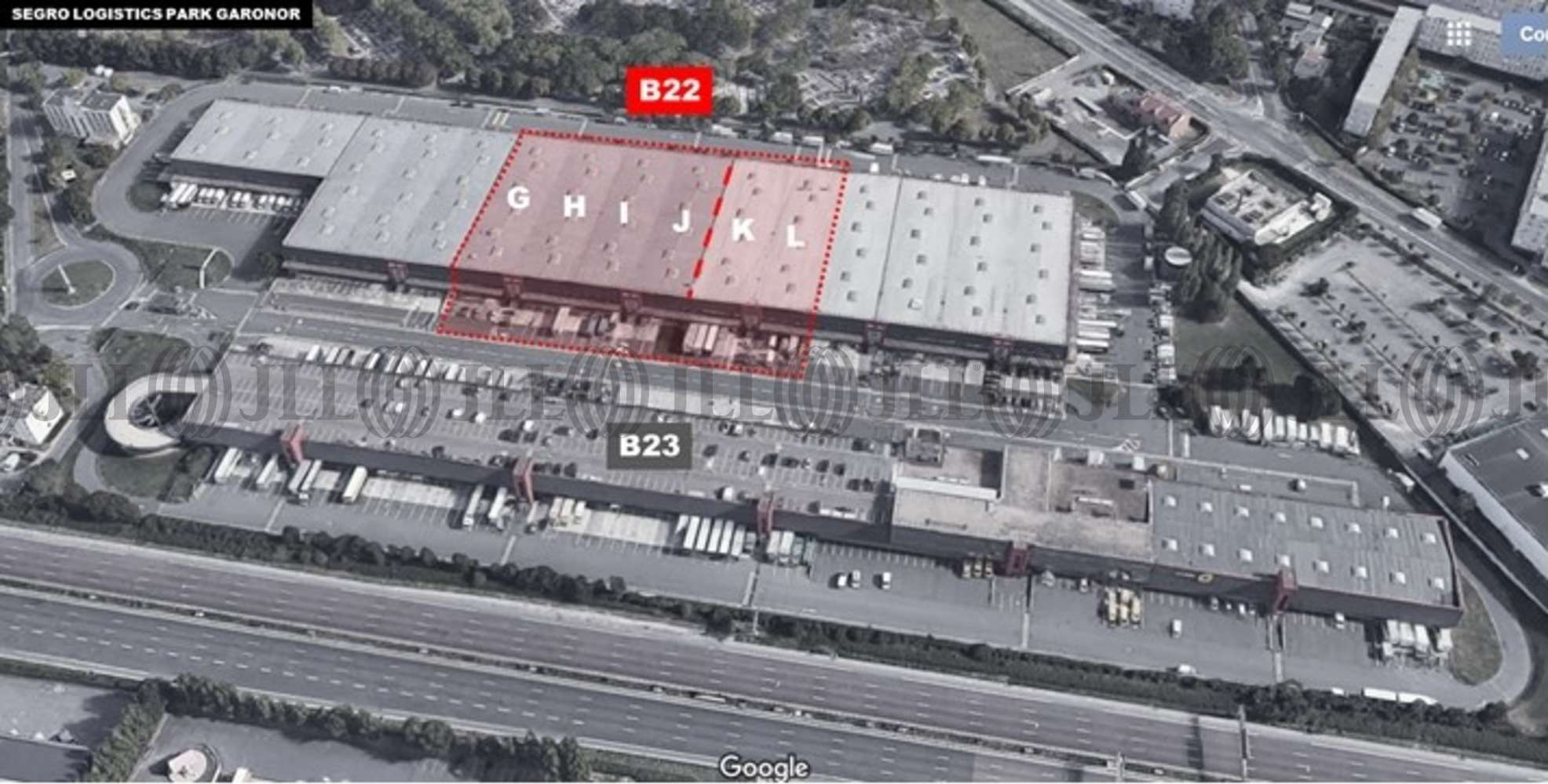 Activités/entrepôt Le blanc mesnil, 93150 - GARONOR B22