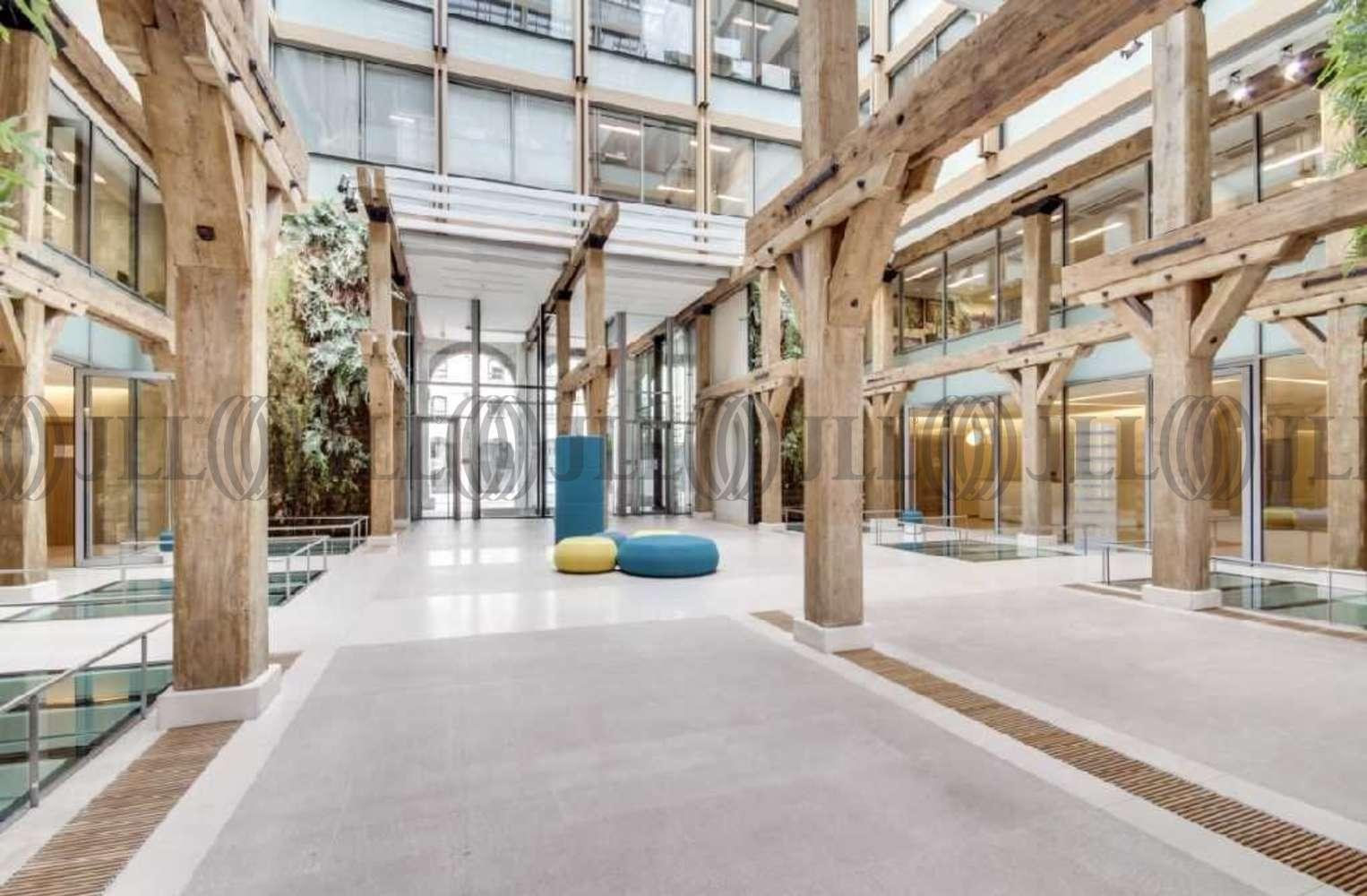 Bureaux Paris, 75019 - LE BEAUVAISIS BAT 028