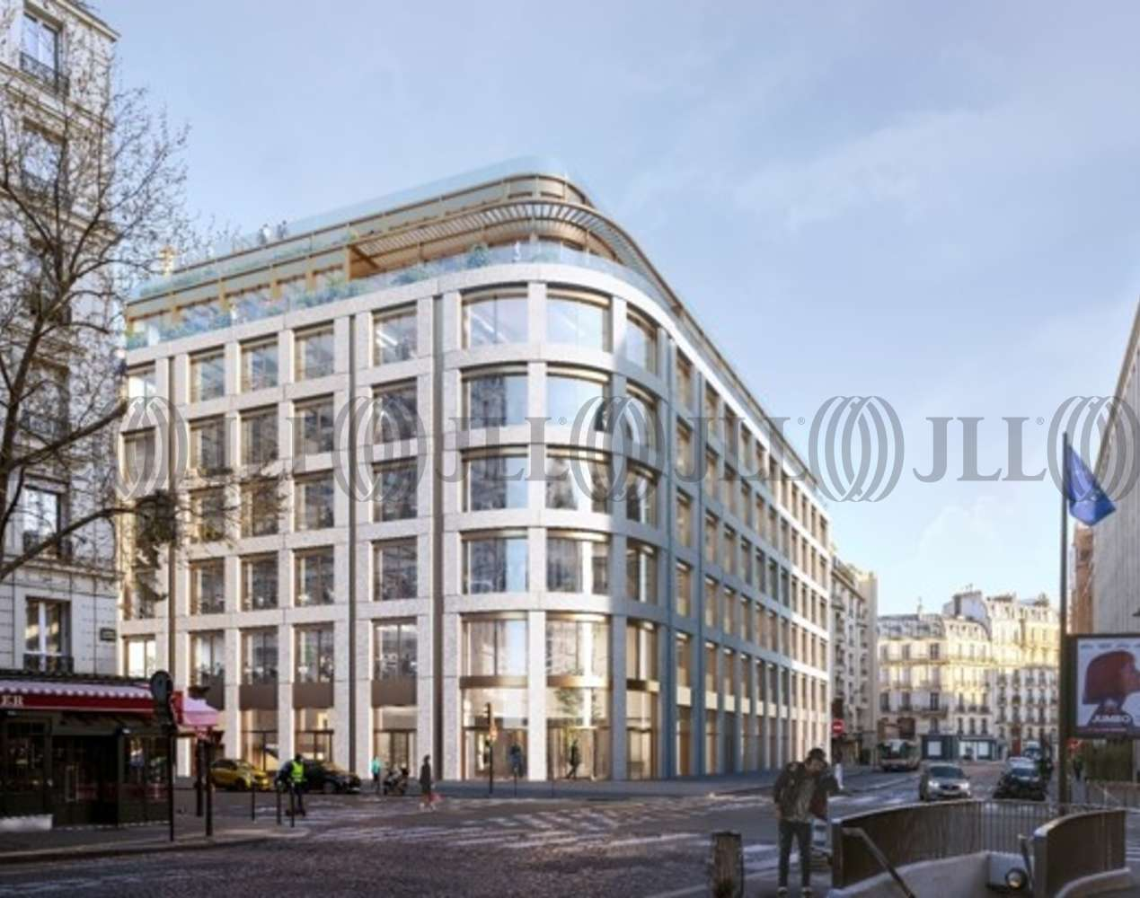 Bureaux Paris, 75008 - 37 RUE LA BOETIE