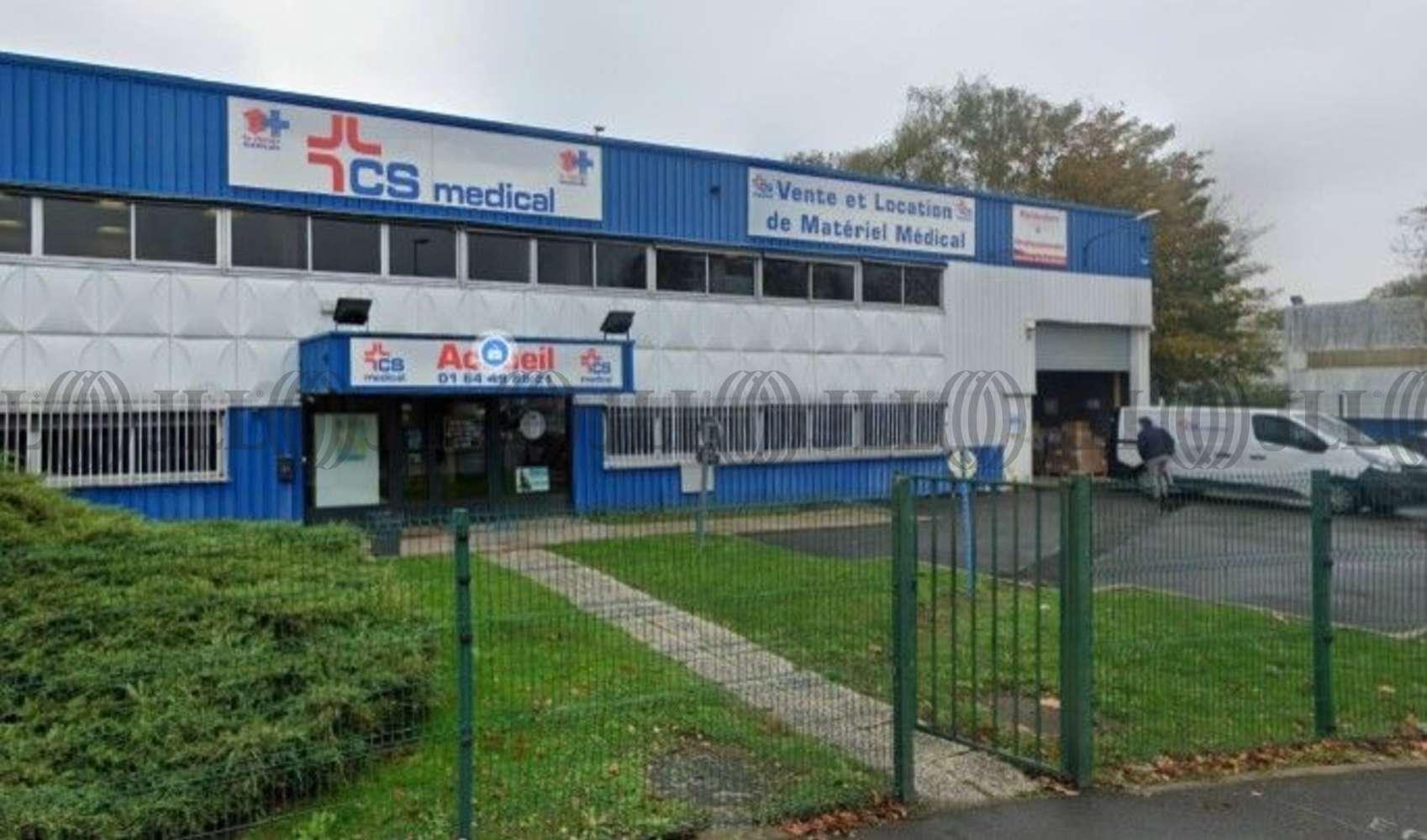 Activités/entrepôt Les ulis, 91940 - 11 AVENUE DU HOGGAR