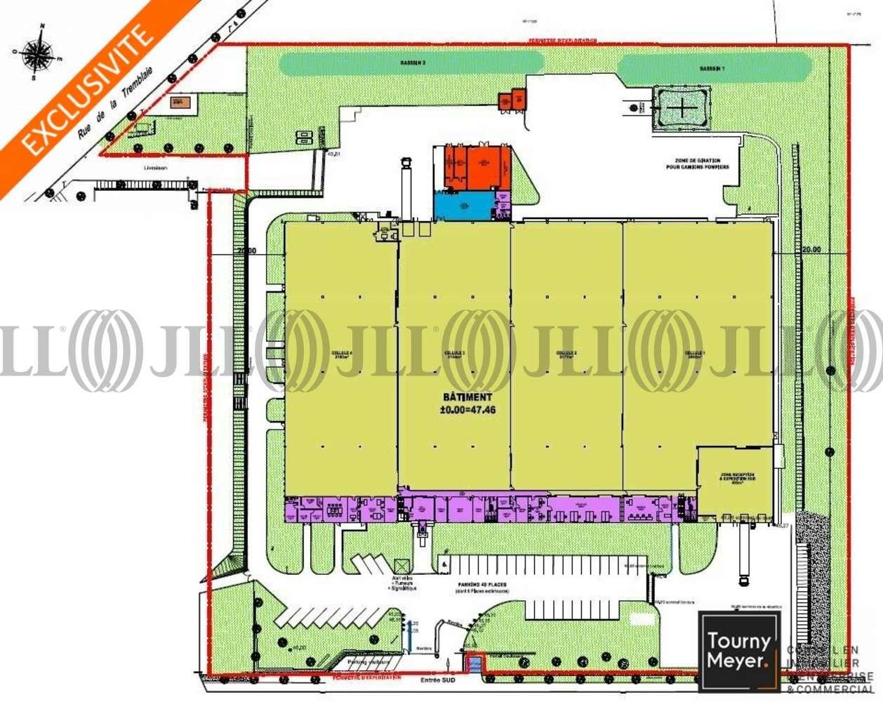 Activités/entrepôt Rennes, 35000