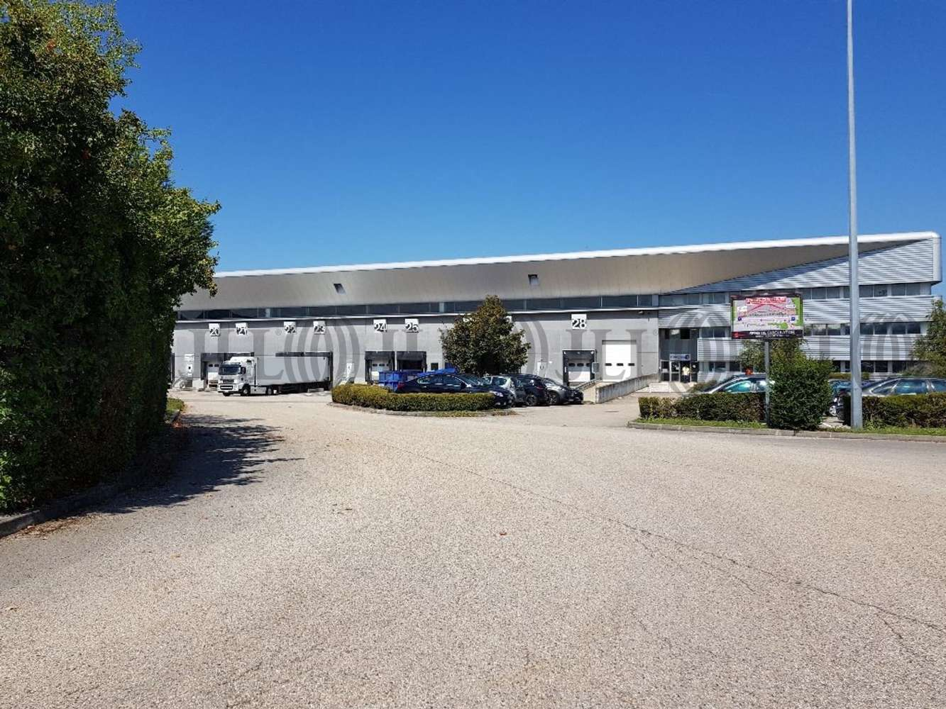 Plateformes logistiques St quentin fallavier, 38070 - ZAC CHESNES NORD