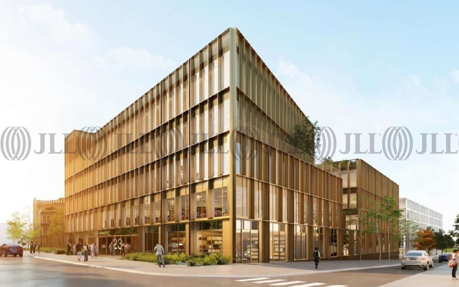 Bureaux Lyon, 69009 - VAISE INDUSTRIE - ILOT 8