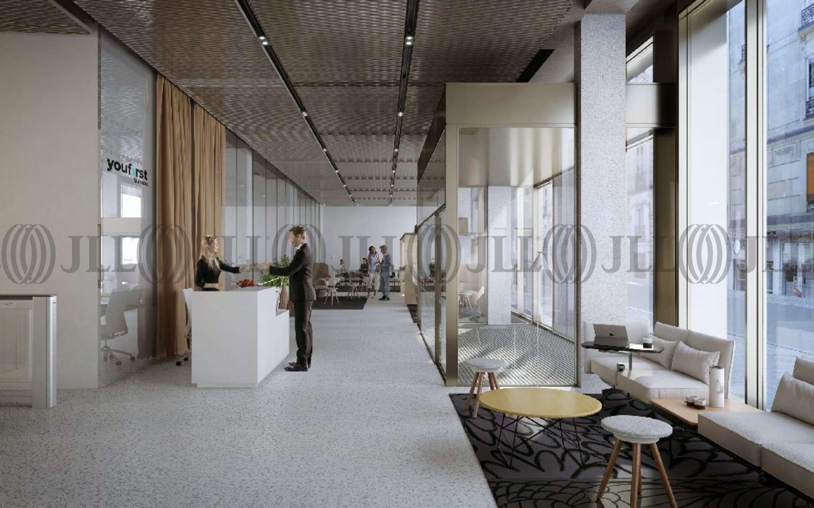 Bureaux Paris, 75016 - L1VE-PERGOLESE
