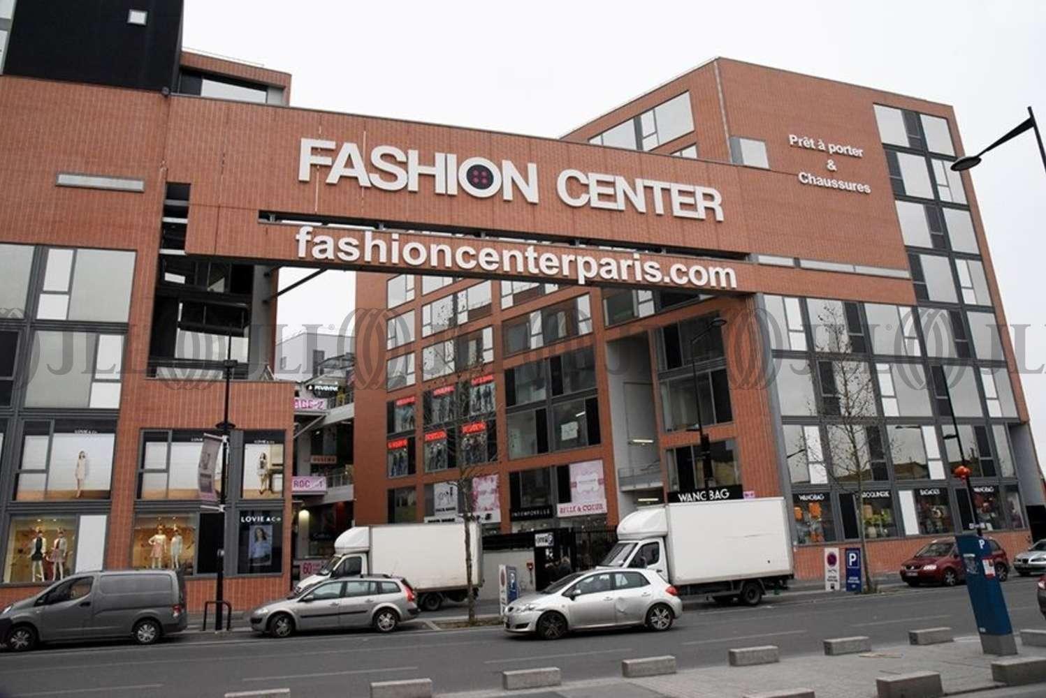 Commerces Aubervilliers, 93300 - FASHION CENTER