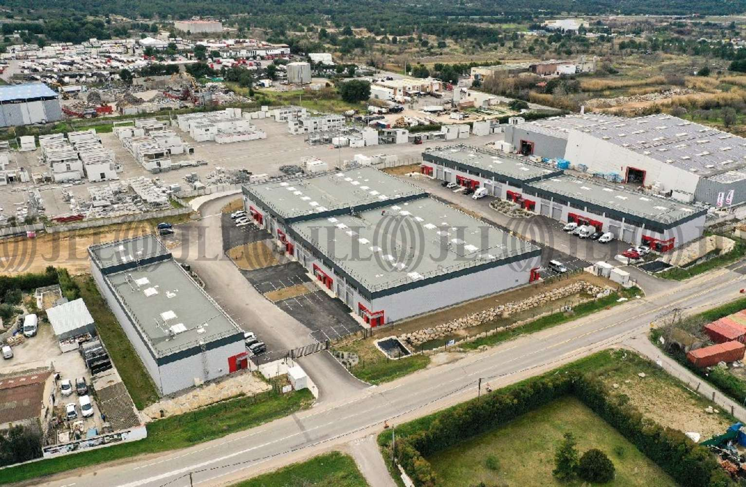 Activités/entrepôt Gignac la nerthe, 13180 - MULTIPARC DE GIGNAC - BAT A