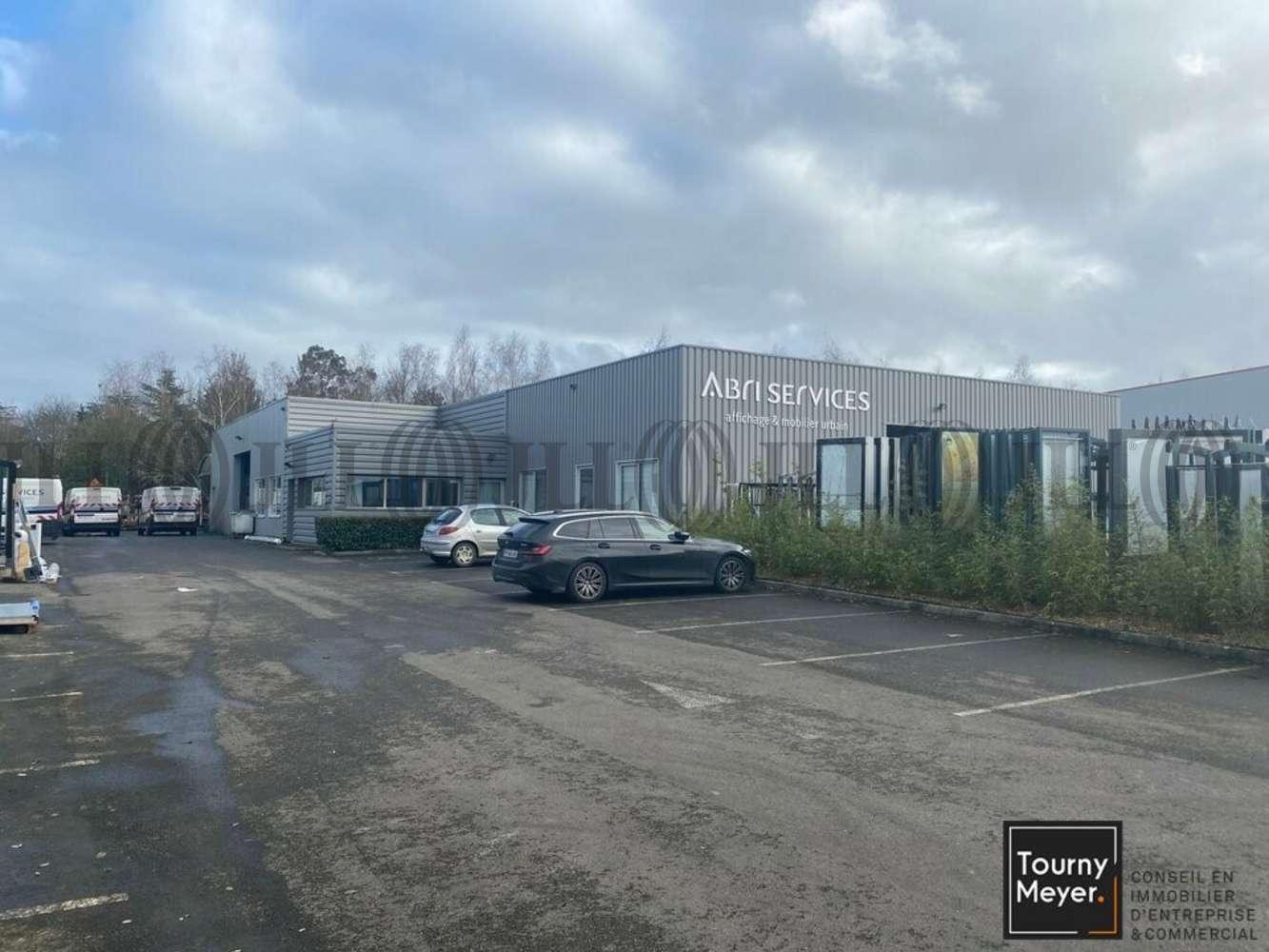 Activités/entrepôt Thorigne fouillard, 35235