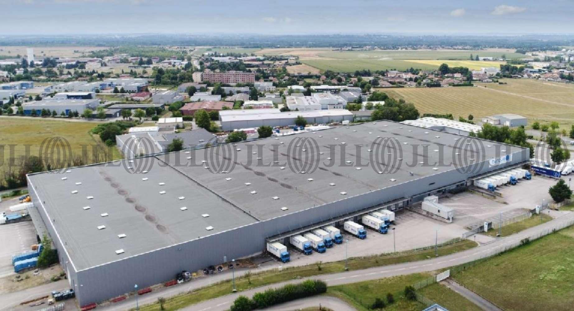 Plateformes logistiques Bressolles, 01360 - ZA LES 2B - BRESSOLLES