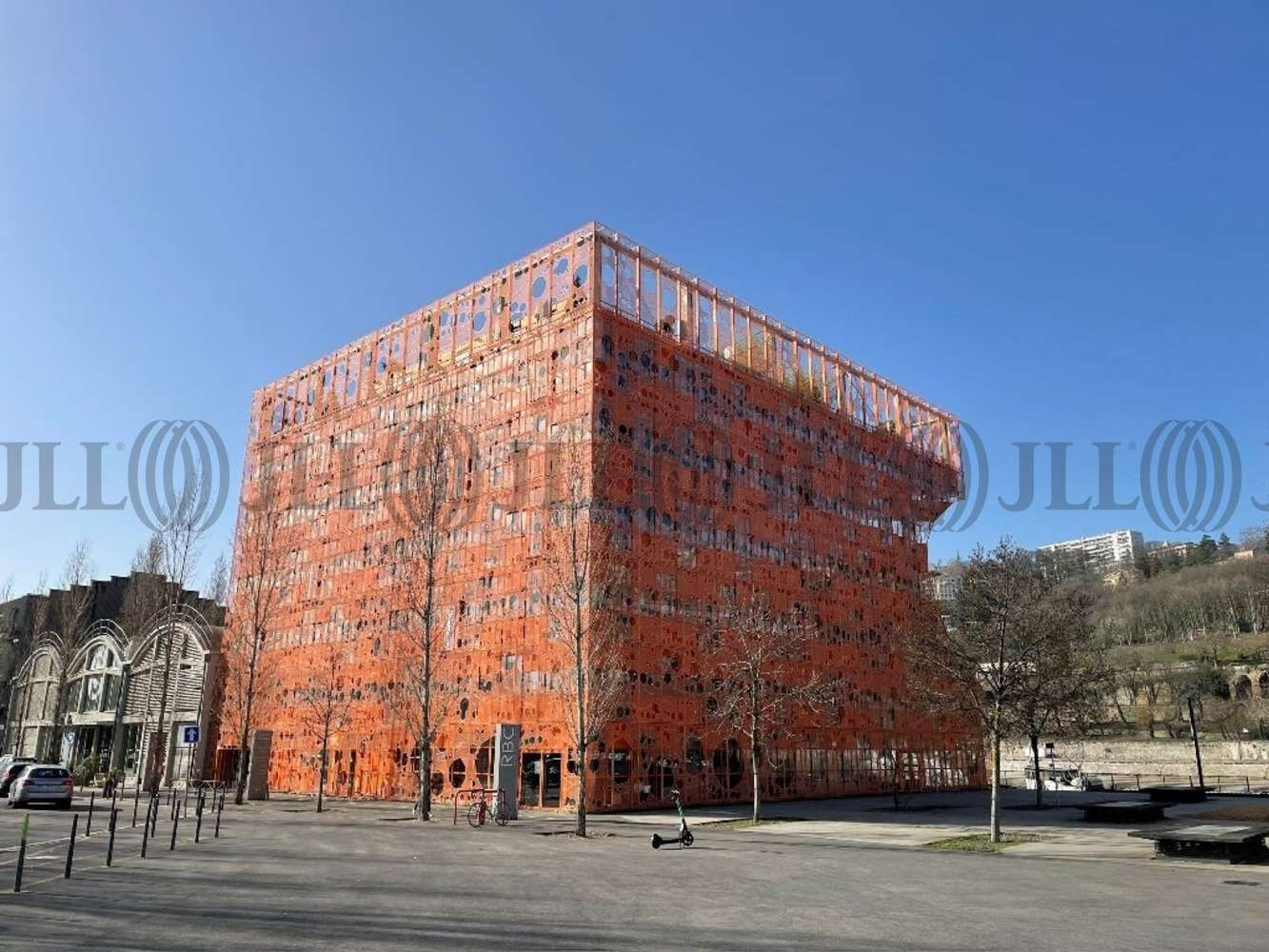 Bureaux Lyon, 69002 - LES DOCKS - PAVILLON DES SALINS