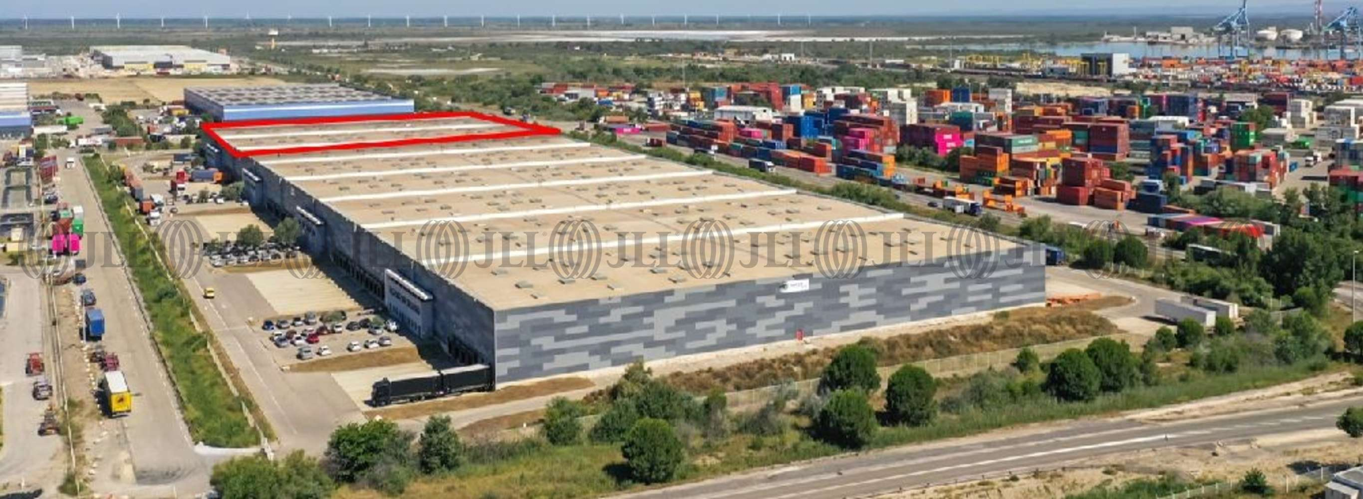 Plateformes logistiques Port st louis du rhone, 13230 - DISTRIPORT
