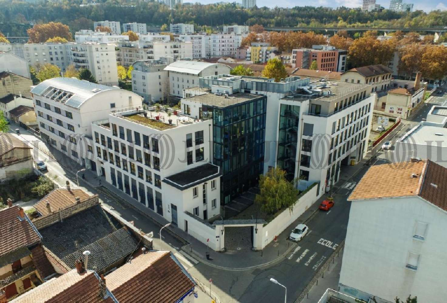 Activités/entrepôt Lyon, 69009 - CAP 9  : ACTIVITÉ ET DE BUREAUX