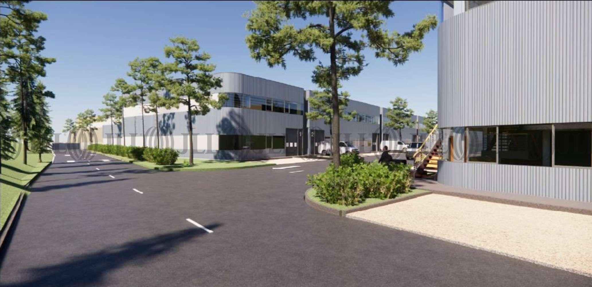 Activités/entrepôt La ciotat, 13600 - PARC CENTRAL - BATIMENT B